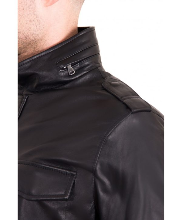 best-black-color-nappa-lamb-leather-jacket-4-pockets (1)