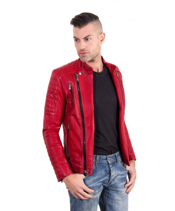kevin-red-color-nappa-lamb-leather-biker-perfecto-jacket-smooth-effect (4)