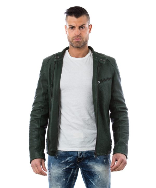 calf-leather-jacket-biker-green-color-762 (1)