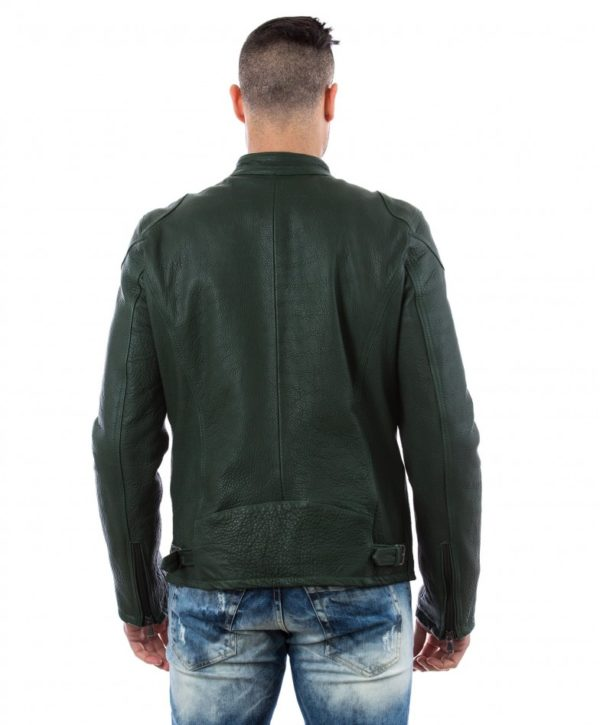 calf-leather-jacket-biker-green-color-762 (3)