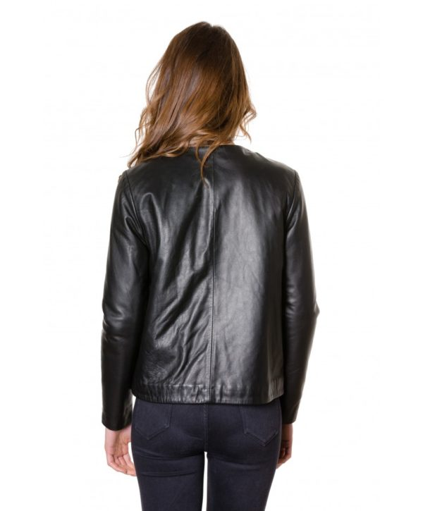 f102-black-colour-woman-lamb-leather-jacket-smooth-effect (4)