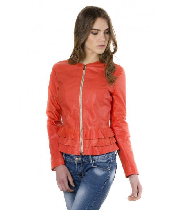 f105bl-coral-color-lamb-leather-jacket-wi