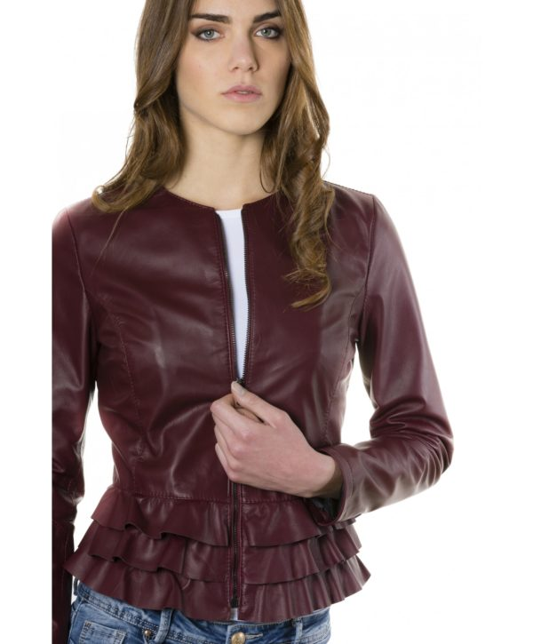 f105bl-red-purple-color-nappa-lamb-leather-jacket-with-flounces (2)