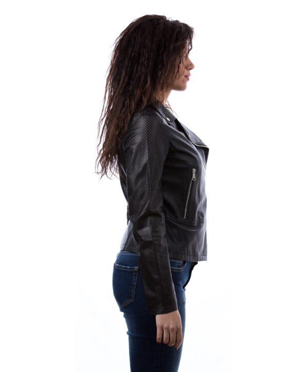 giacca-in-pelle-biker-chiodo-cerniera-trasversal (2)
