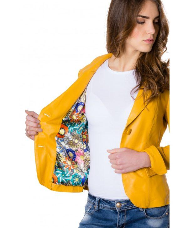giacca-in-pelle-da-donna-modello-blazer-due-bottoni-colore-giallo (1)
