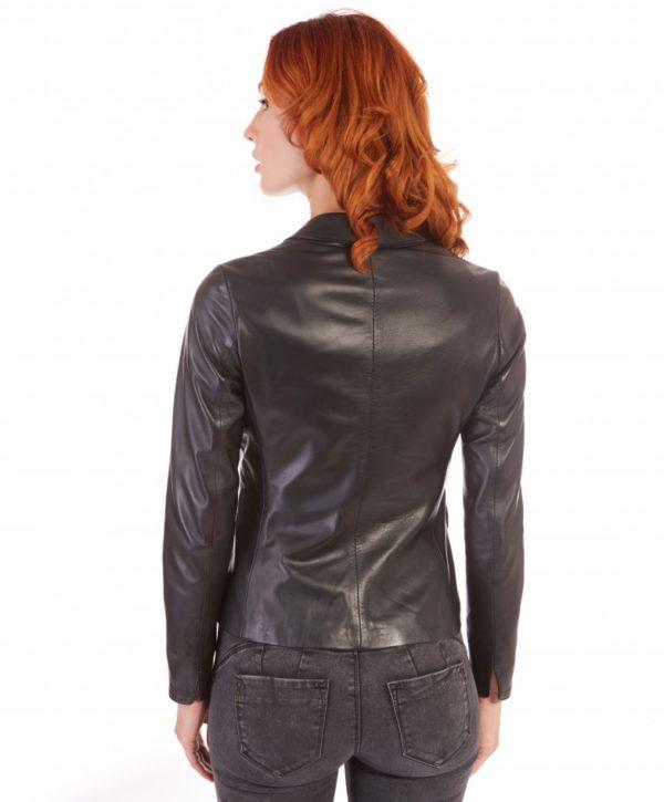 giacca-in-pelle-da-donna-modello-blazer-due-bottoni-colore-nero-blazer (3)