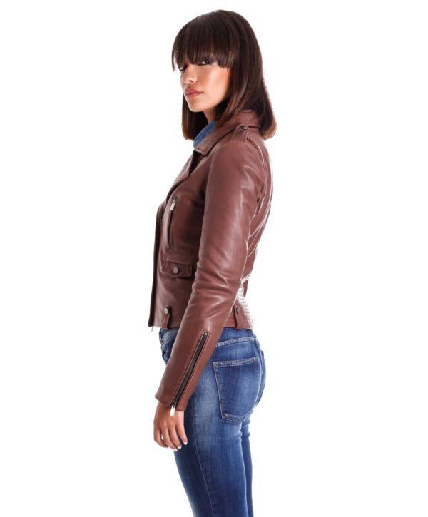 giacca-in-pelle-da-donna-modello-chiodo-biker-zip-trasversale-color-marrone-barbara- (3)