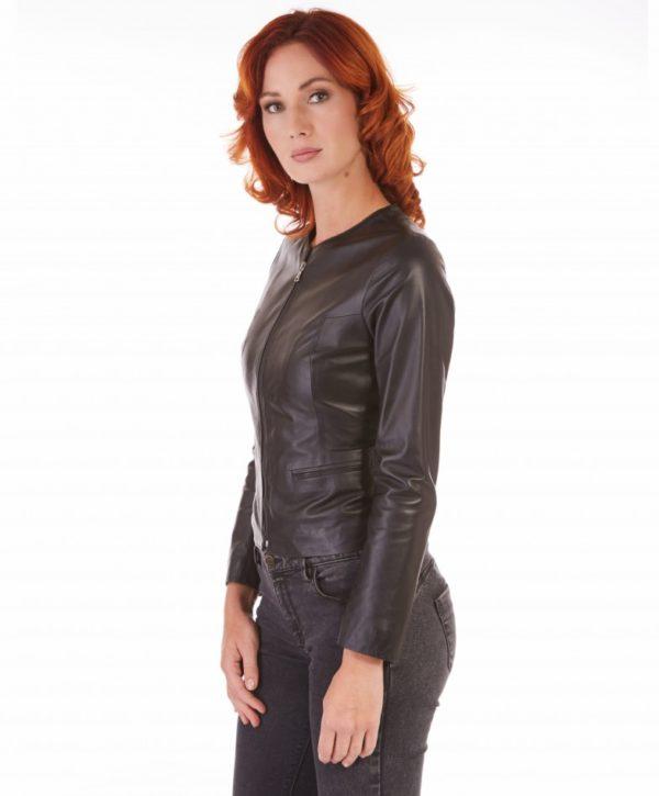 giacca-in-pelle-donna-pelle-con-zip-centrale-e-girocollo-nero-clear (1)