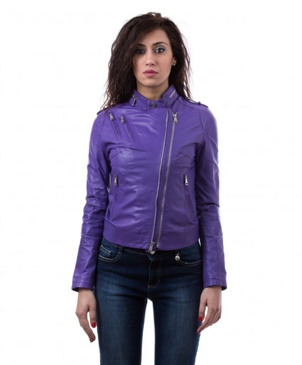 leather-jacket-genuine-lamb-leather-biker-perfecto-violet-