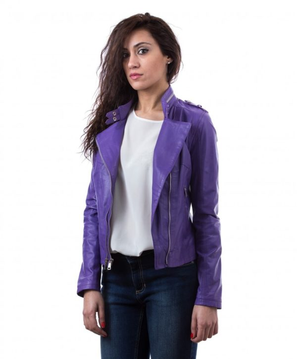 leather-jacket-genuine-lamb-leather-biker-perfecto-violet- (4)