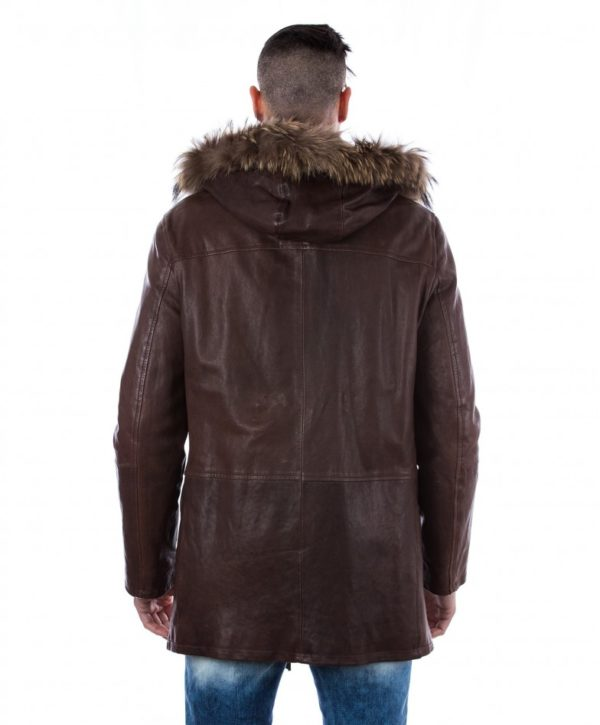 man-leather-coat-fox-fur-hood-black-marco (4)