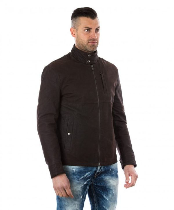 man-leather-jacket-central-shirt-collar-davide-cervo-brown (2)