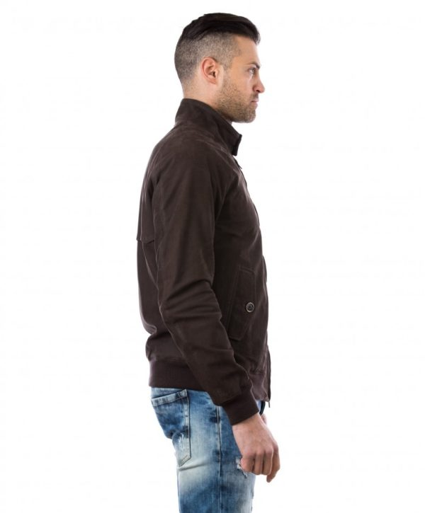man-leather-jacket-lamb-leather-style-bomber-central-zip-brown-color-br (3)