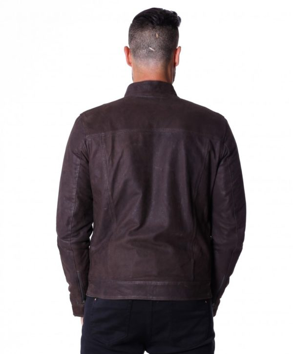 men-s-leather-jacket-genuine-nabuk-soft-leather-biker-style-collar-mao-dark-brown-color-hamilton (5)