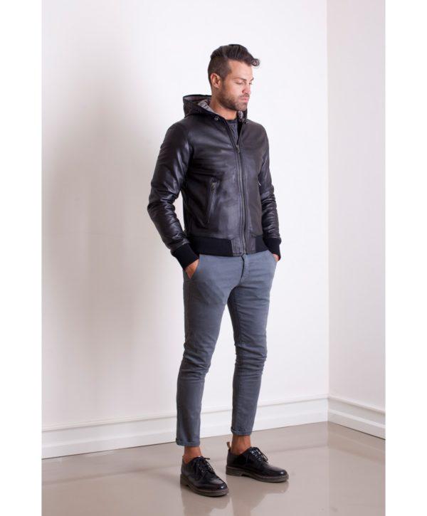 men-s-leather-jacket-genuine-soft-leather-hood-bomber-central-zip-black-color-mod-biancolino (6)