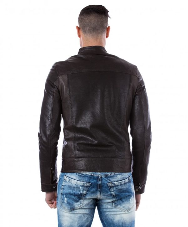 men-s-leather-jacket-genuine-wizened-soft-leather-biker-style-collar-mao-dark-brown-color-hamilton (4)