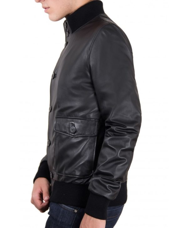 mens-leather-jacket-with-2-front-pockets-and-button-closing-black-color-alex (4)
