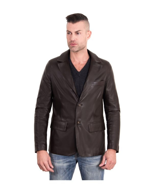 orlando-dark-brown-color-nappa-lamb-leather-jacket-2-buttons