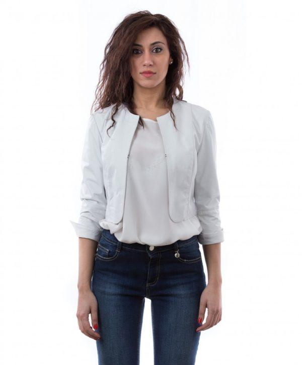 short-leather-jacket-white-bolerino