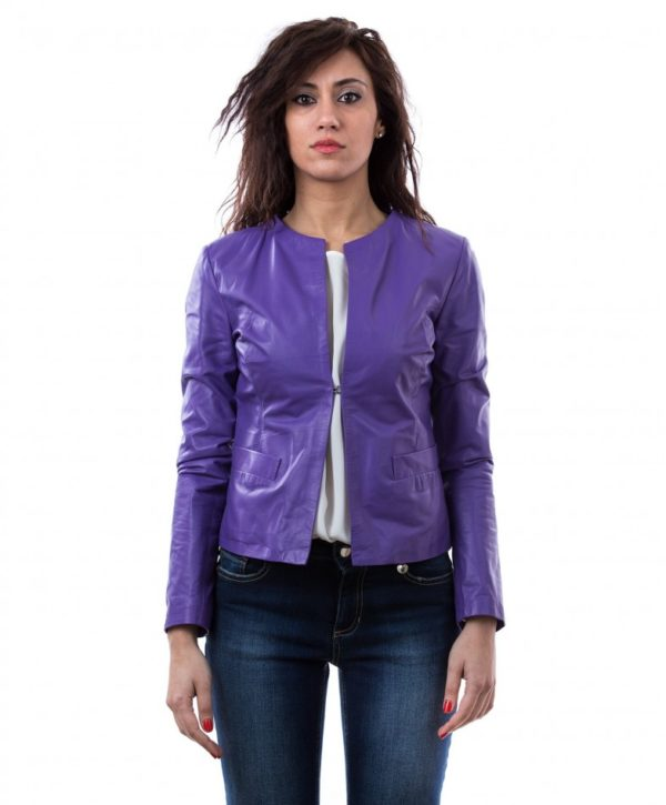 women-s-leather-jacket-in-genuine-lamb-leather-and-round-neck-violet-clear-